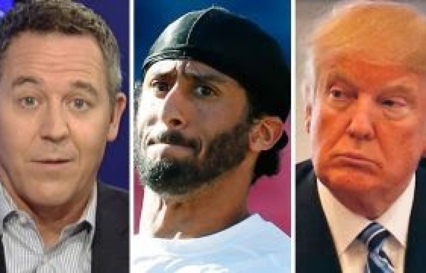 Gutfeld: What Colin Kaepernick, Donald Trump have in common