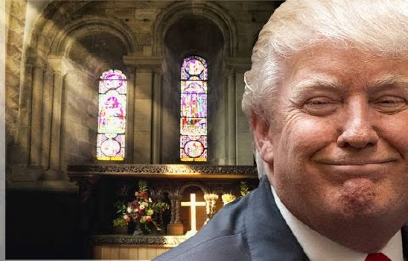 Questioning Faith with Donald Trump