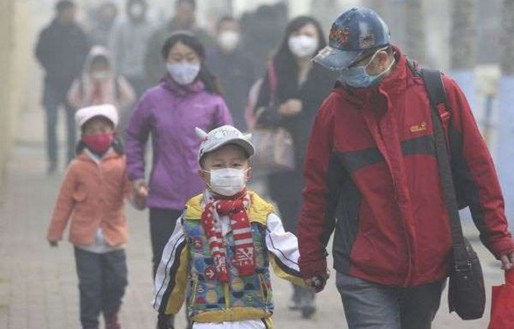 La pollution environnementale tue 1,7 million d'enfants par an